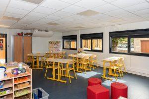 Bâtiment.modulaire salle de classe 9.3