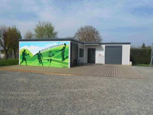 club house modulaire