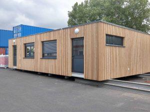 salle de classe modulaire