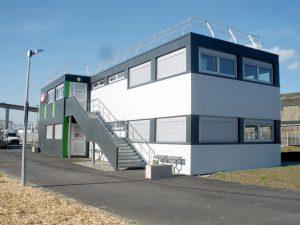 bureaux modulaires SNCF