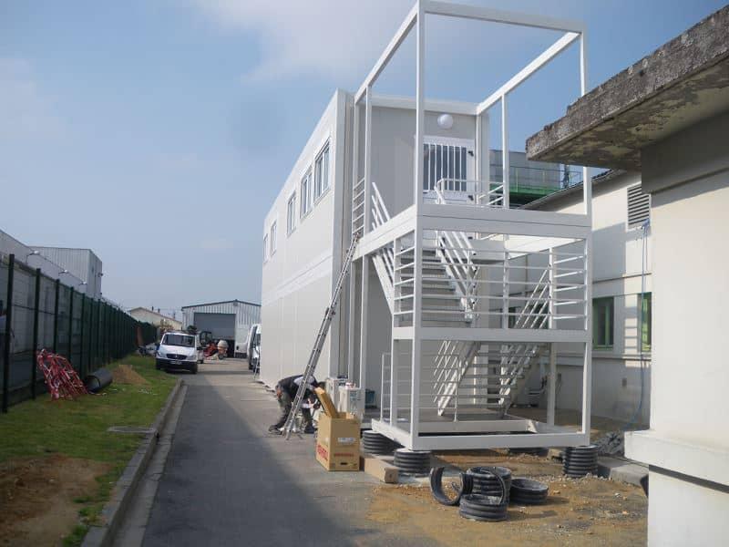 bureaux modulaires en location
