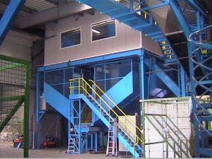 cabine technique modulaire