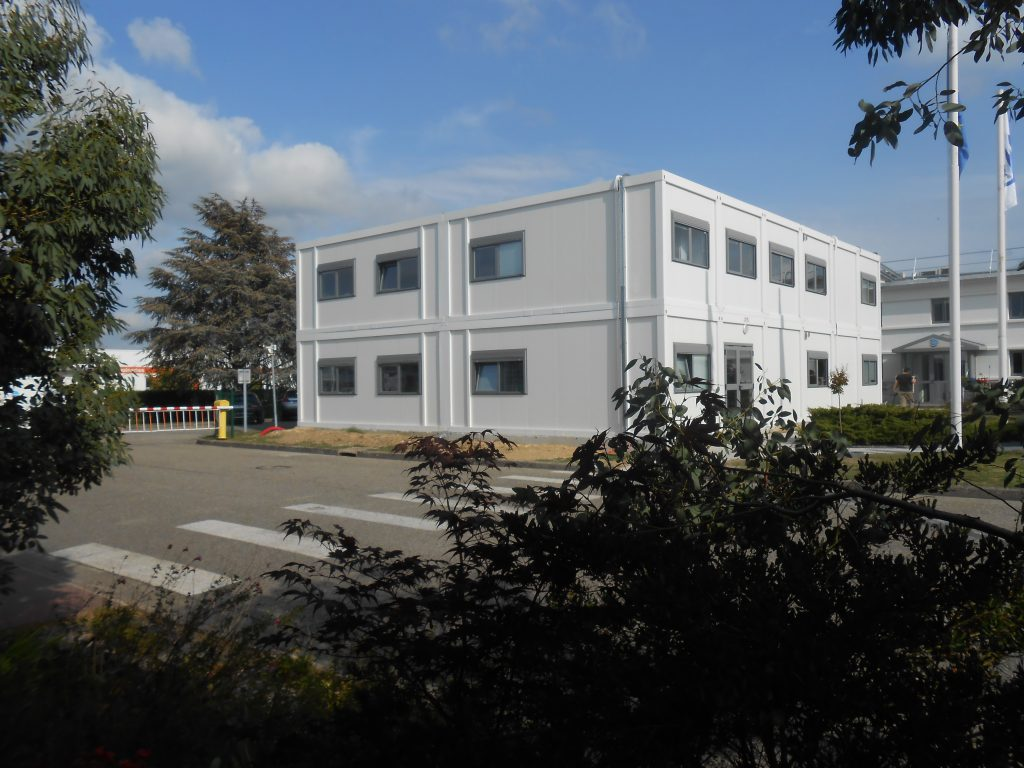 bureaux modulaires RT 2012 locaton