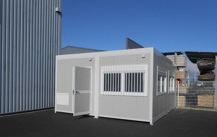 location bureaux modulaires