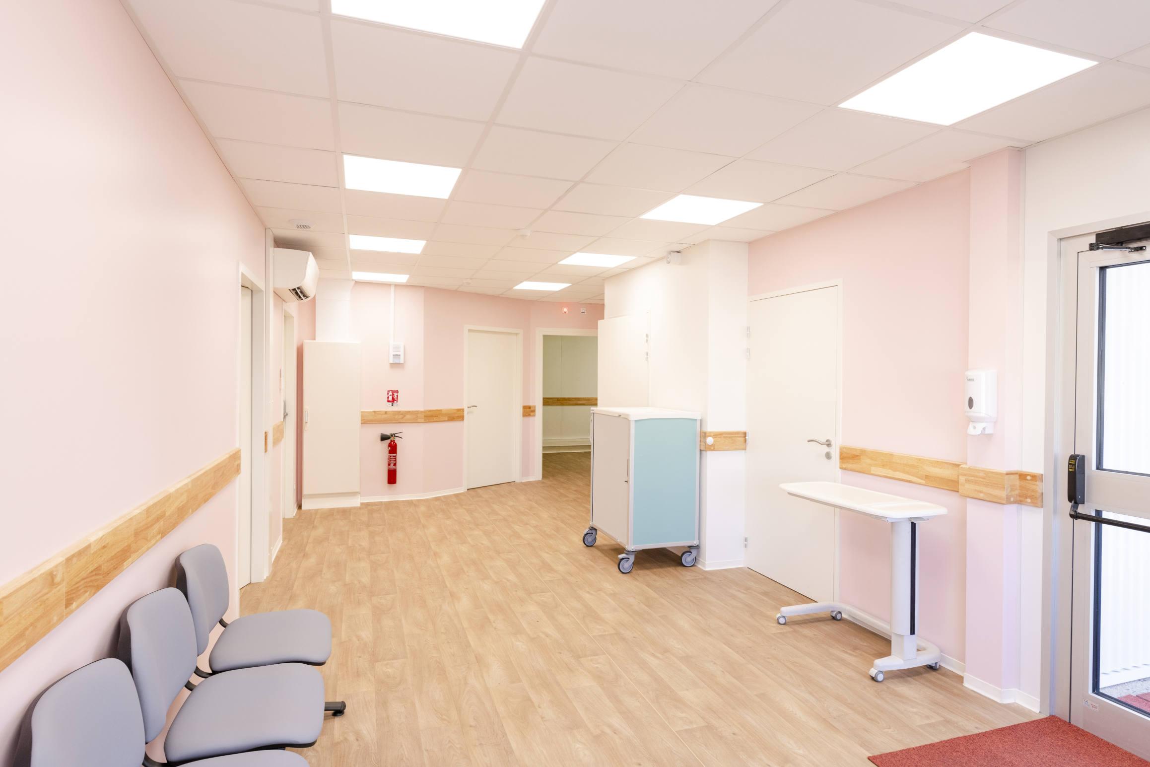 Centre d'imagerie médicale Hôpital Issoire